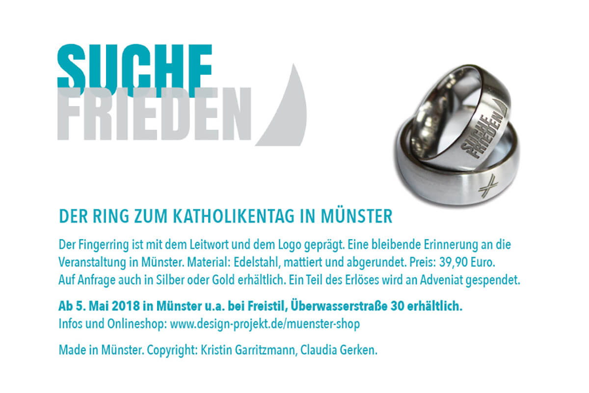 Claudia Gerken Designprojekt Muenster