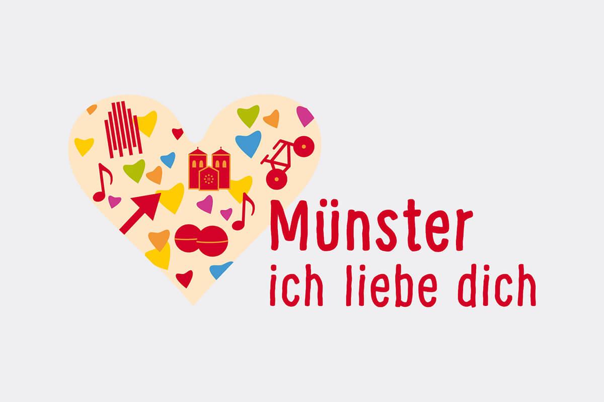 Münster_Ich liebe dich_Claudia Gerken